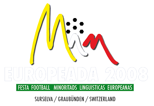 Logo: Europeada 2008