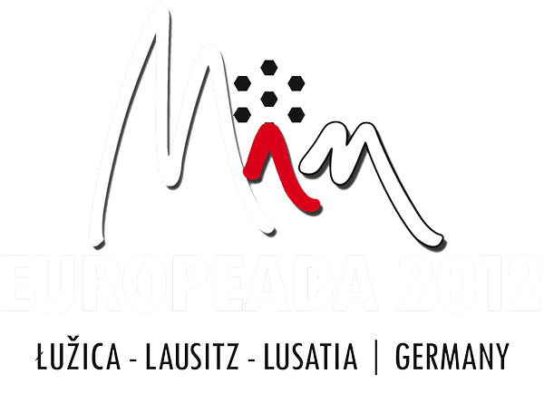 Logo: Europeada 2012