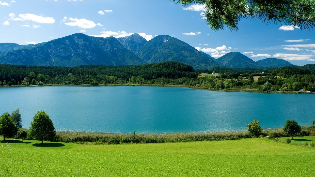Slika k prispevku: Regija Klopinjsko jezero – južna Koroška