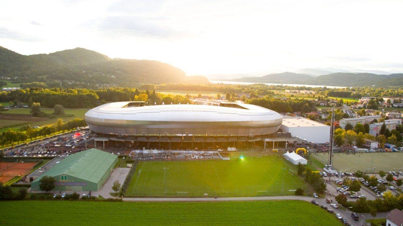 EUEFA EURO 2008 Wörthersee Stadion