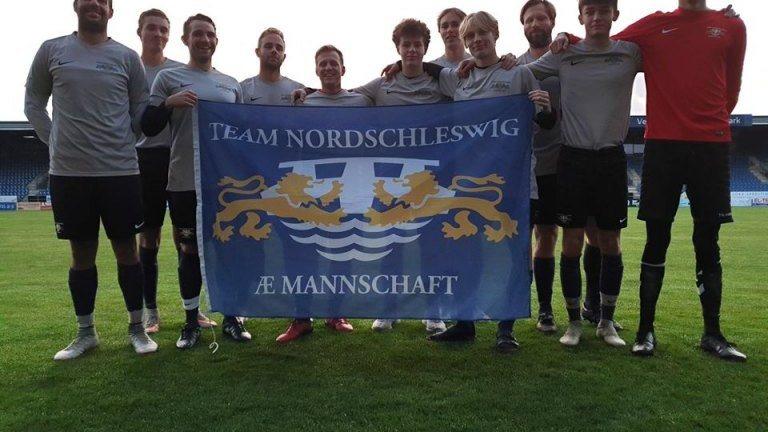 Image for the entry: Team Nordschleswig - Æ Mannschaft