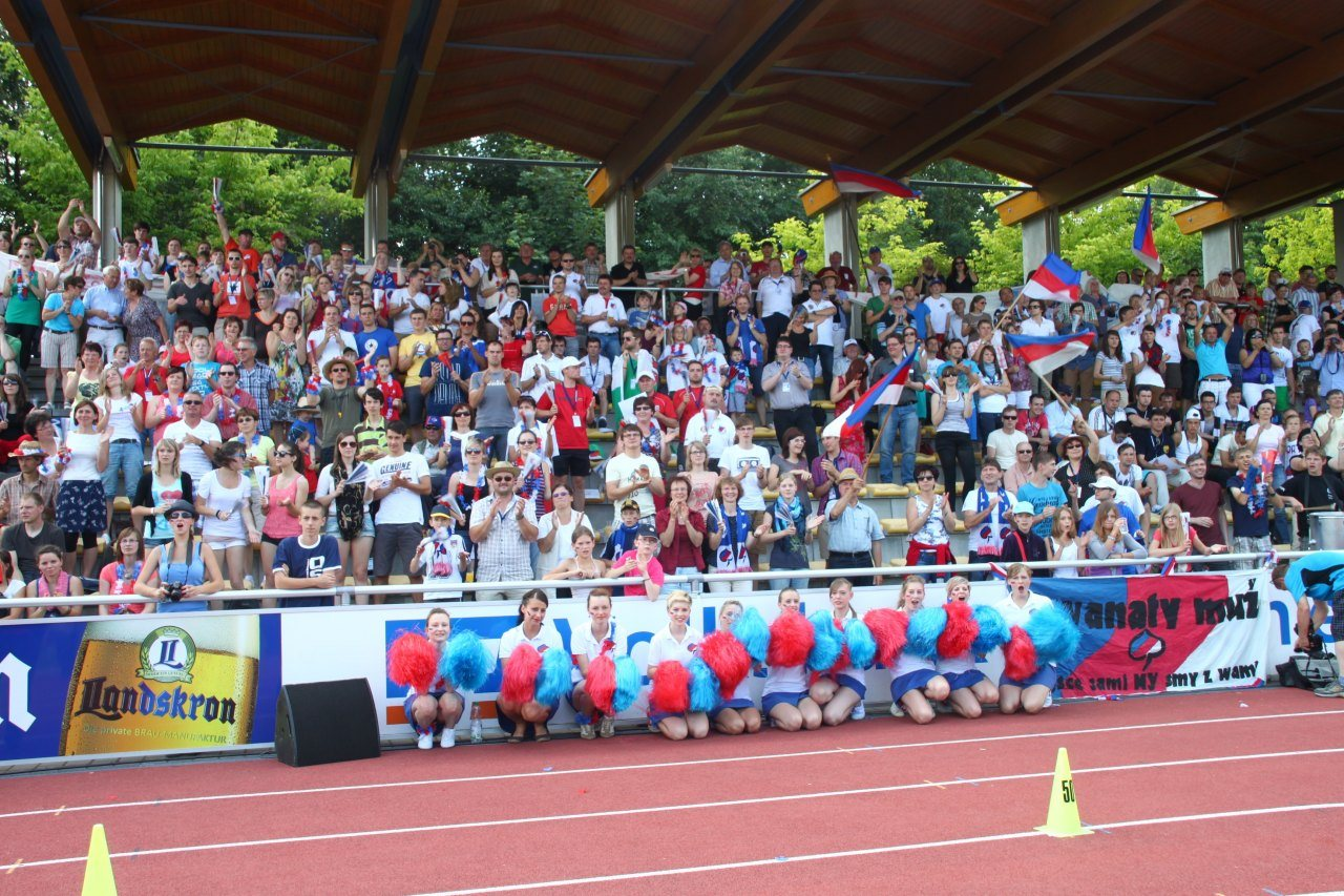 Crowd at Europeada 2012